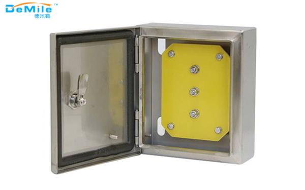 简述室外防水电箱的安装方法